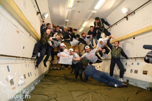 Zero Gravity Building Team Building Zero-gravity