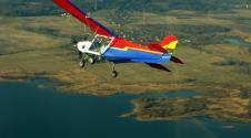 Sky Ranger Flug