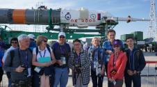 Photo near Soyuz