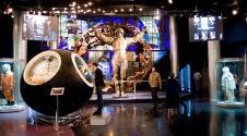 Raumfahrt Museum Moskau