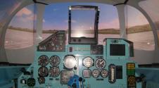 Kampfjet simulator
