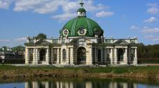 Kuskowo  Schlossanlage