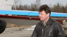 Sergey Kara, testpilot Russland