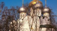 El convento de Novodevichy o Nueva Convento de Maiden