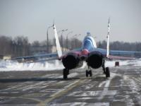 MiG-29 Vuelo