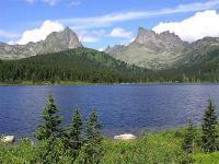 Khakassian Lake