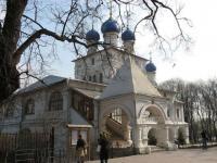 Kasan Kirche in Kolomenskoe