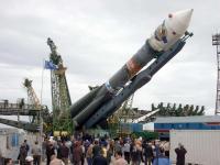el cosmodromo de Baikonur