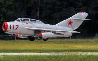MiG15 jet