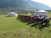 Biketour in Altay