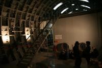 Teil des Bunkers