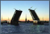 Bridges in St. Petersburg