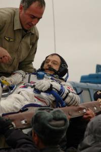 Soyuz TMA landing