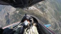 Aerobatics Experience in MiG-29