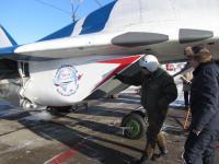 vuelo en MiG-29