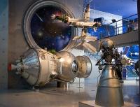 Kosmonautenmuseum Moskau