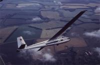 Blanik L-13 glider