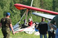 flex-wing trike