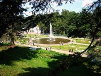 fountain in petergof