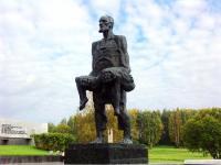 Memorial in Khatyn, Belarus