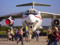 Luftfahrtmesse MAKS 2013