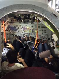 Soyuz TMA Simulator Traiining