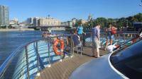 Moskau Schifffahrt