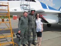Near MiG-29 Jet Fighter
