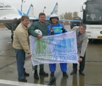 Nach dem MiG-Jetflug - Country of Tourism Gmbh