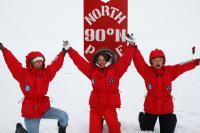 Photo in North Pole